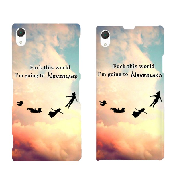 I'm going to neverland phone case Miniature 2