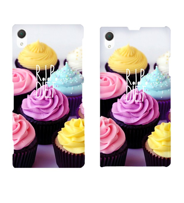 R.I.P Diet phone case Miniature 2