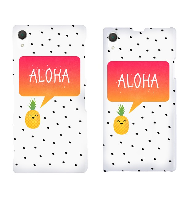 Aloha phone case Miniature 2