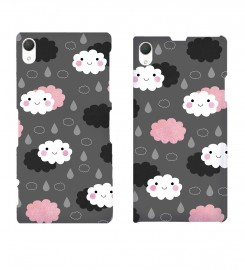 Mr. Gugu & Miss Go, Moody weather phone case Miniatura $i