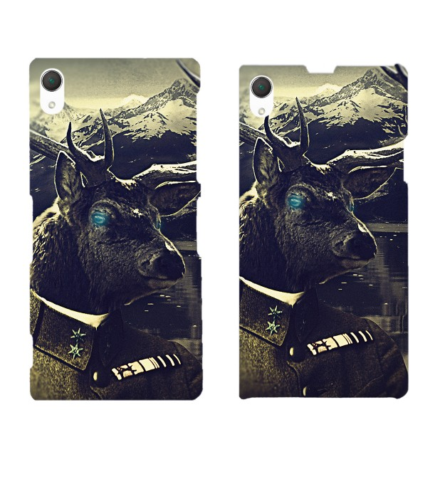 lieutenant Deer phone case Miniature 2