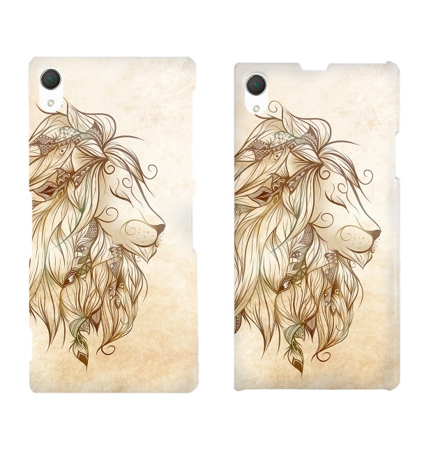 Golden Lion phone case Miniatura 2