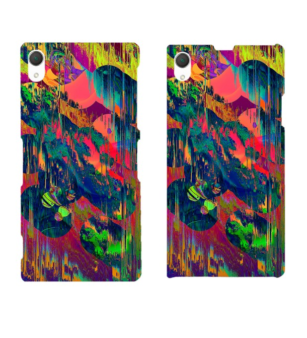 Wet Paint phone case Miniature 2