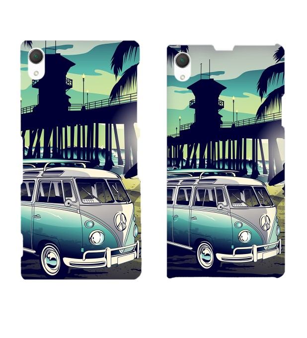 California Life phone case Miniature 2