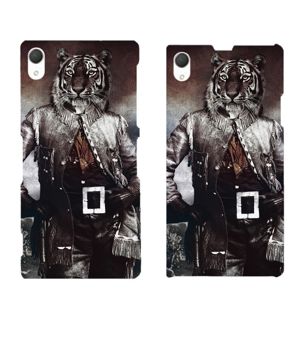 Colonel Tiger phone case Miniature 2