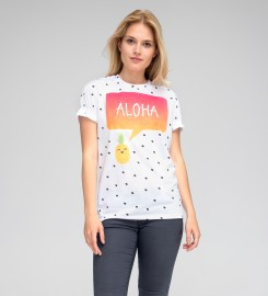 Mr. Gugu & Miss Go, Aloha t-shirt Miniature $i
