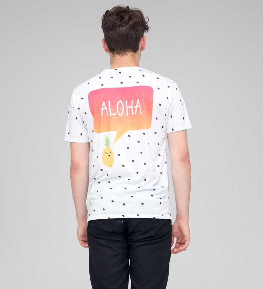 Mr. Gugu & Miss Go, Aloha t-shirt Фотография $i