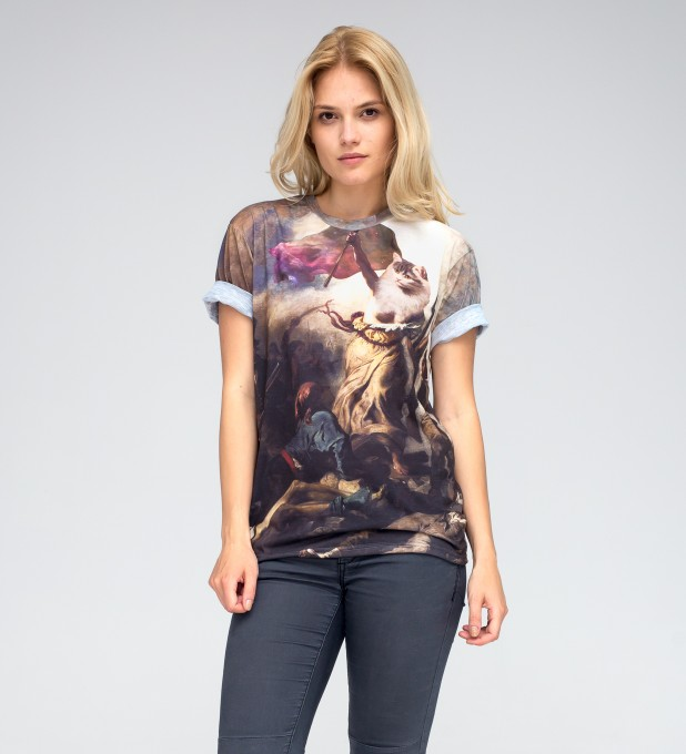 Cat Revolution t-shirt Thumbnail 2