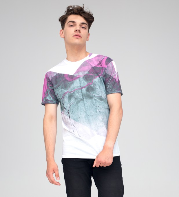 T-shirt Violet Marble Miniatury 2