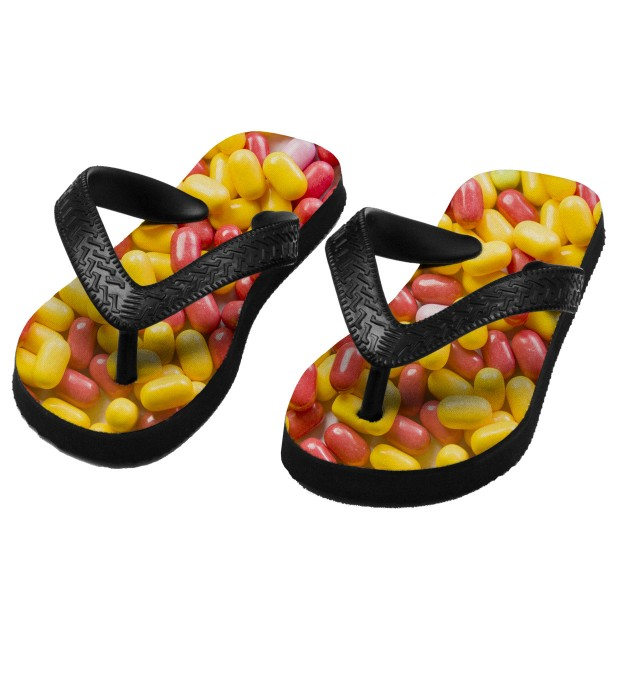 Drops flip flops for kids Miniature 1