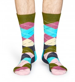 Mr. Gugu & Miss Go, Argyle socks Miniature $i