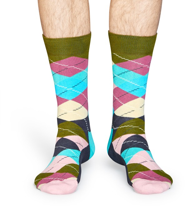 Argyle socks Miniature 2