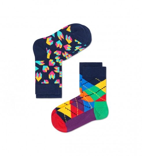 2xKids Colorful socks Thumbnail 1