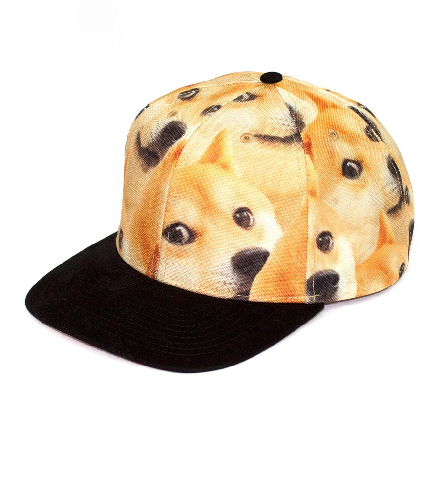Mr. Gugu & Miss Go, Doge cap Фотография $i