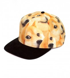 Mr. Gugu & Miss Go, Doge cap аватар $i