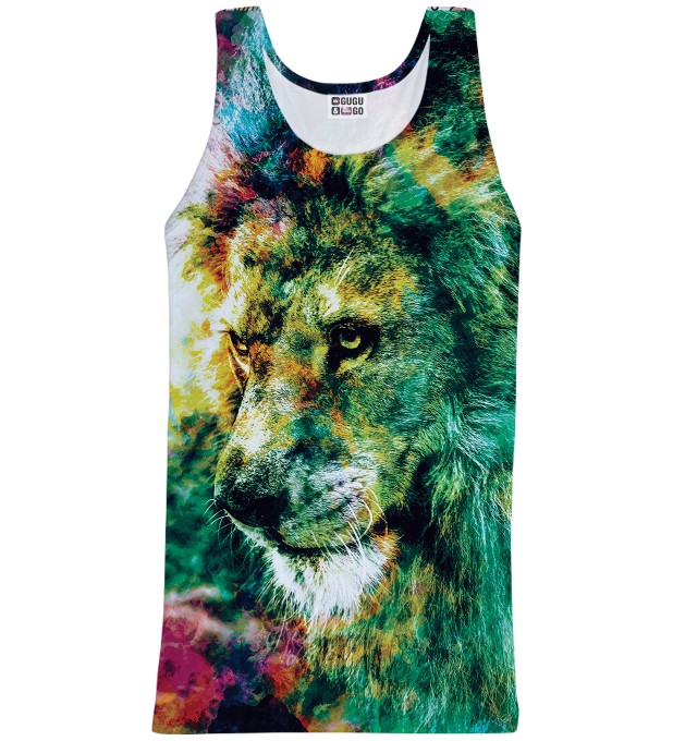 King of Colors tank-top Miniature 1