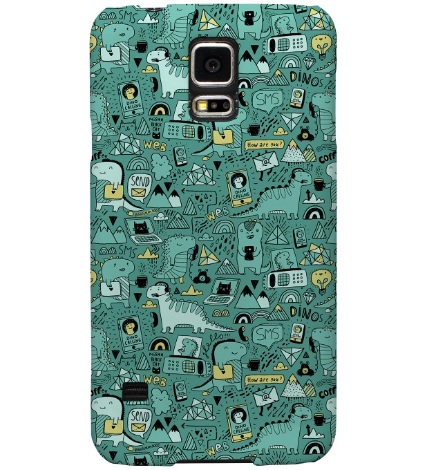 Dino Tech phone case Miniature 1