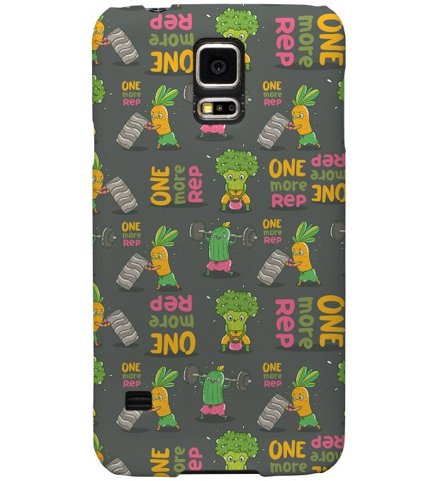 Vegetables Power phone case Miniature 1