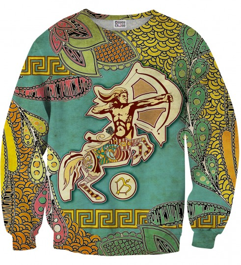 Sagittarius sweater Miniature 1
