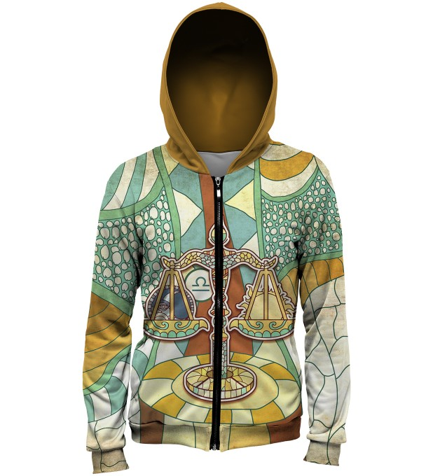 Libra Zip Up Hoodie аватар 1