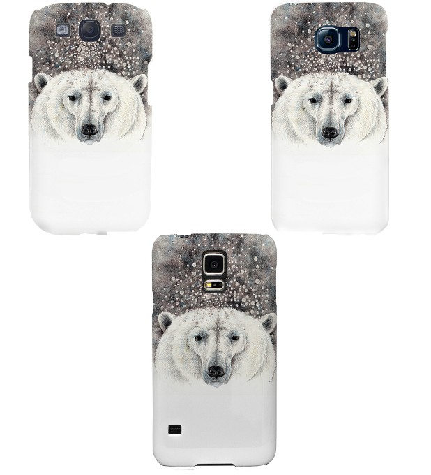 Bubble Bear phone case Miniature 2