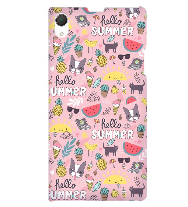 Sweet summer phone case Miniatura 1