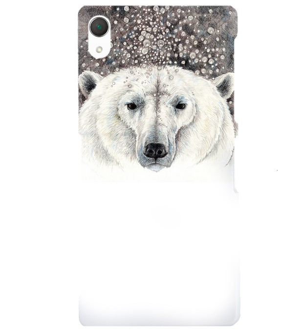Bubble Bear phone case Miniature 1