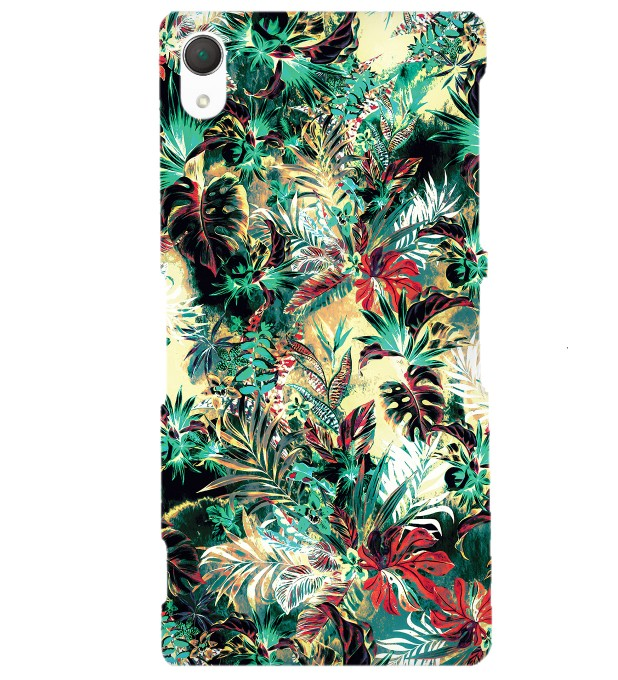 Tropical Jungle phone case Miniatura 1