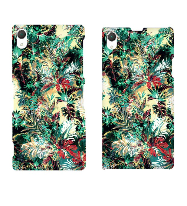 Tropical Jungle phone case Miniature 2