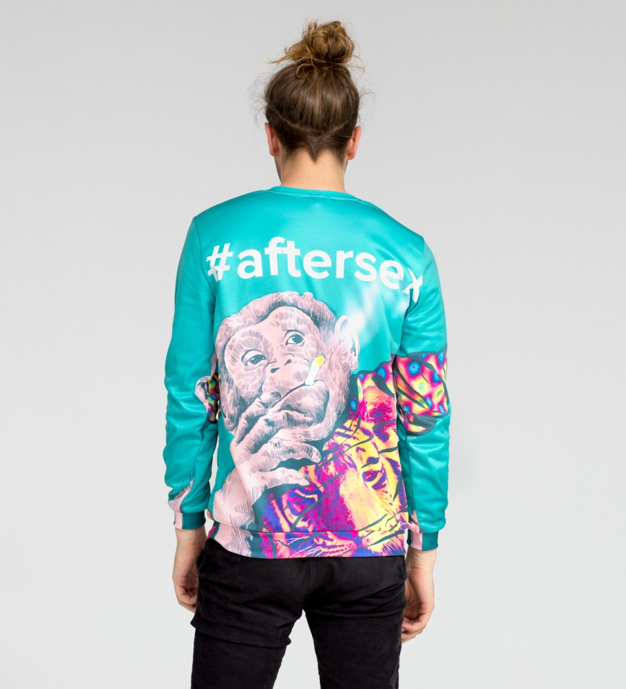 Mr. Gugu & Miss Go, Aftersex sweatshirt Foto $i