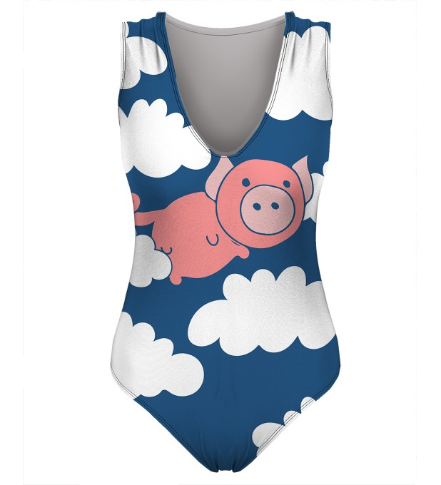 Flying Pigs swimsuit Thumbnail 1