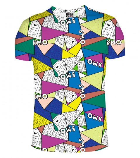 BMO Triangles t-shirt Thumbnail 1