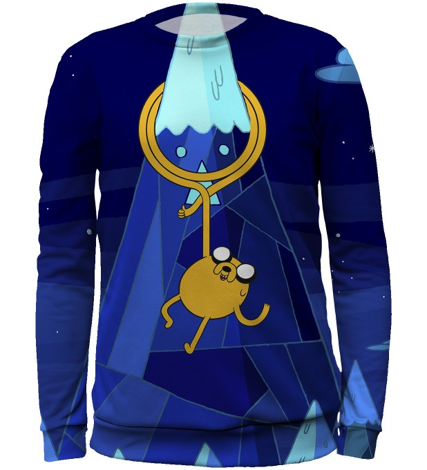 Mountain Jake sweater for kids Thumbnail 1
