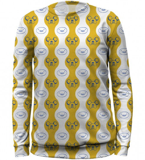 Finn&Jake Smile sweater for kids Thumbnail 1