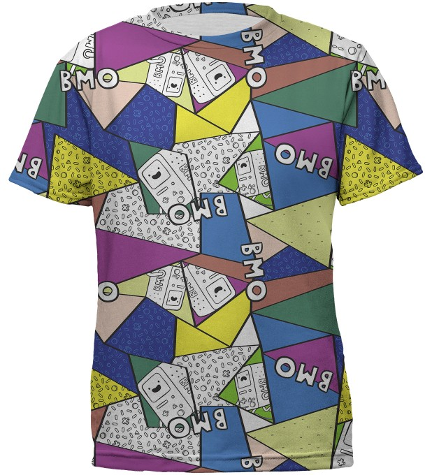 BMO Triangles t-shirt for kids Miniature 1