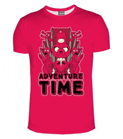 adventure throne t-shirt Thumbnail 1