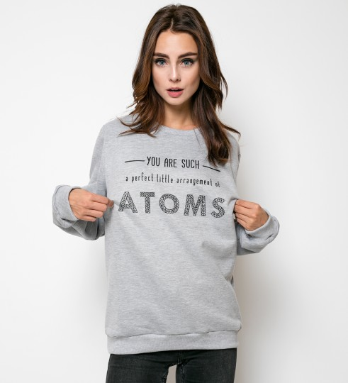 Atoms sweater Thumbnail 1