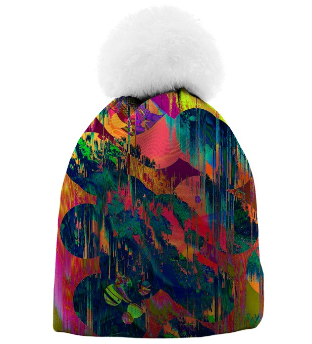 Wet Paint cappello beanie Miniatura 1