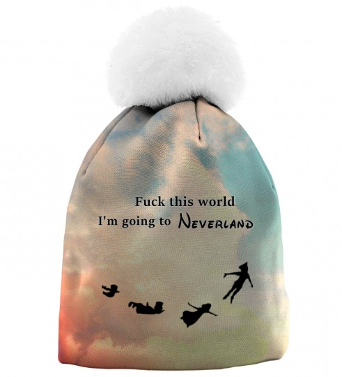 I'm going to neverland beanie Thumbnail 1