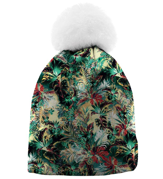 Tropical Jungle casquette beanie Miniature 1