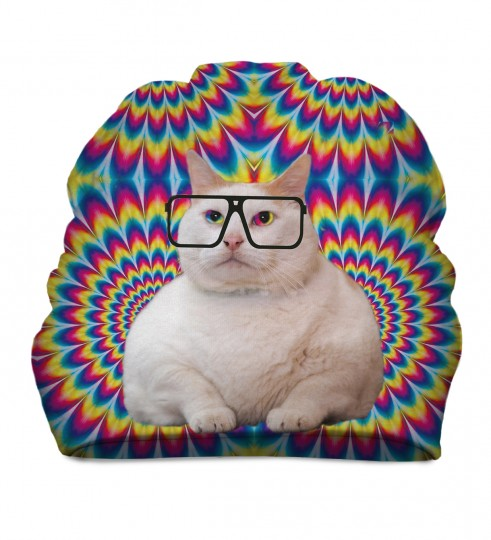 Fat Cat beanie Miniatura 1
