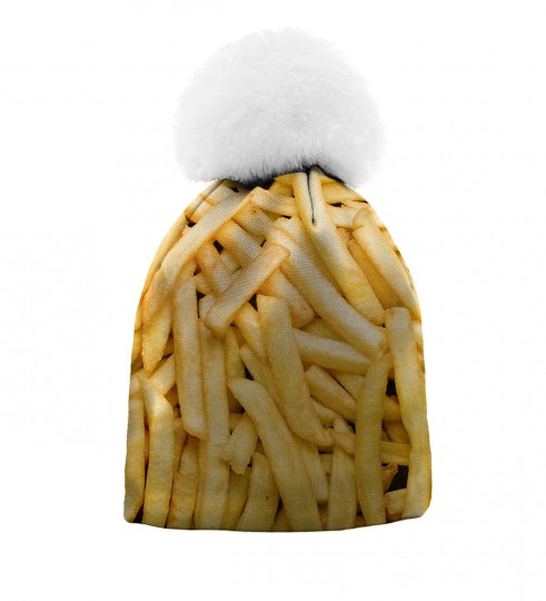 Fries beanie for kids Thumbnail 1