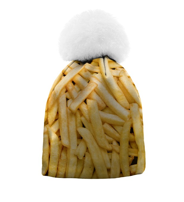 Fries beanie for kids аватар 1