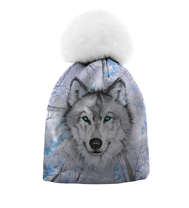 Wolves beanie for kids аватар 1