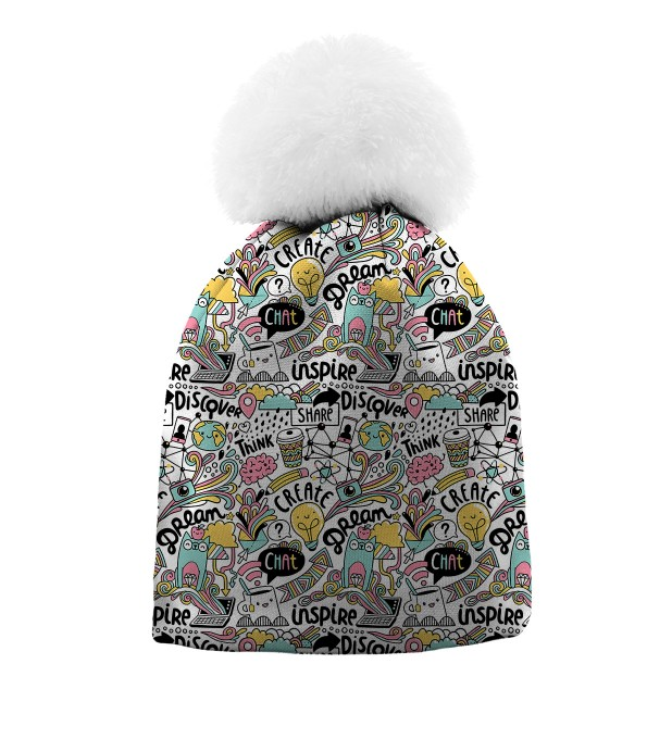 Head of Artist beanie for kids аватар 1