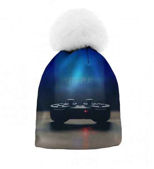 Gamer beanie for kids Thumbnail 1