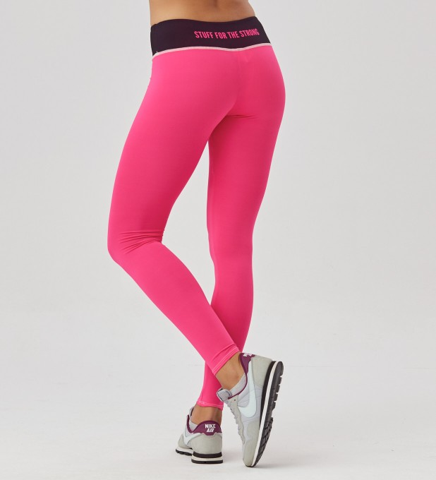 Fluo Pink leggings Miniature 2