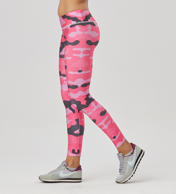 Pink Moro leggings Miniature 1