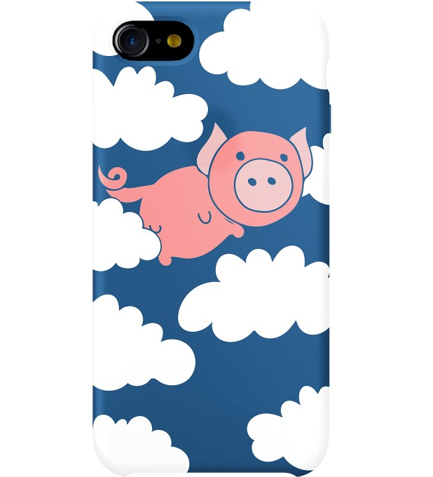 Flying Pigs phone case Miniature 1