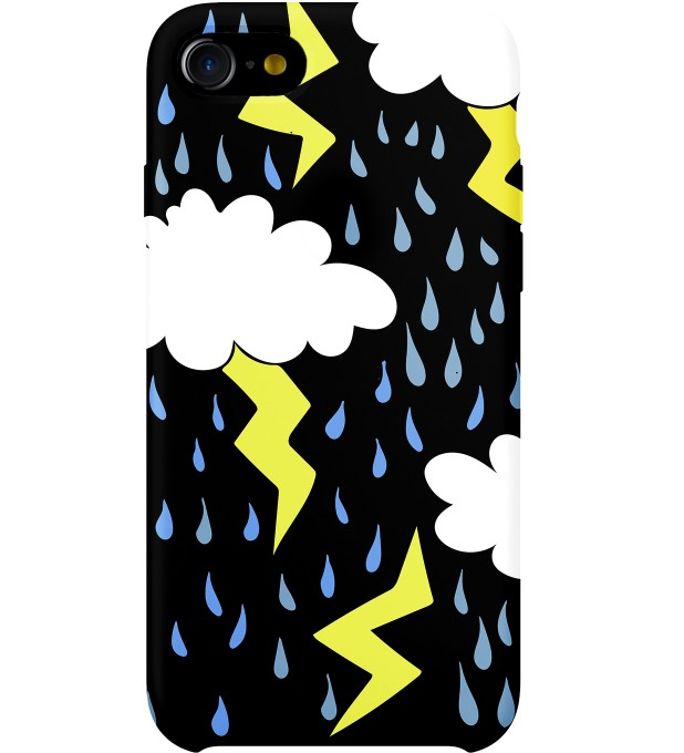 Comic lightning phone case Miniature 1